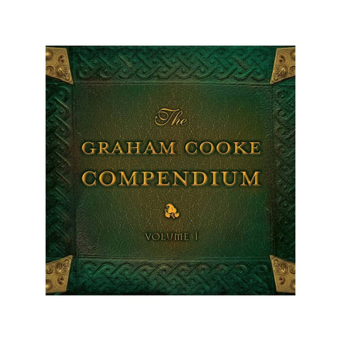 Volume of the Graham Cooke Compendium which includes 10 audio teachings