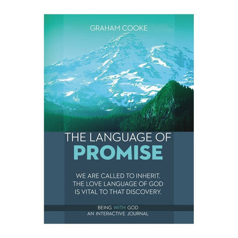 The Language of Promise, book 5 of The Being with God series by Graham Cooke