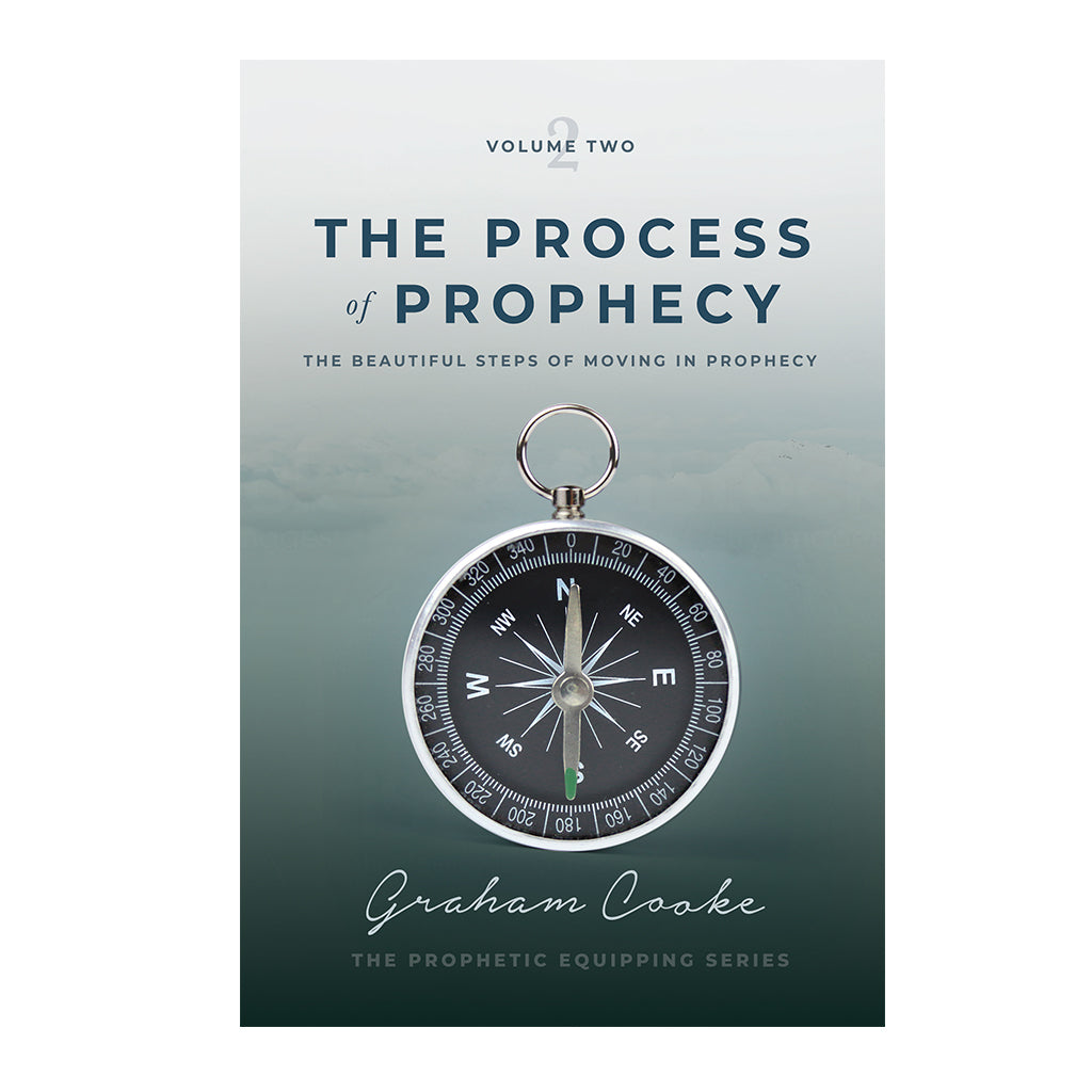 The Prophetic Equipping Series, Volumes 1 2 and 3
