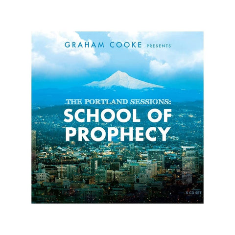 The School of Prophecy audio teaching by Graham Cooke