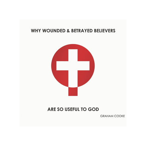 Why Wounded & Betrayed Believers Cd Teaching Cds Mp3S