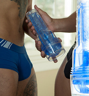 College boys get off with plastic fleshlights