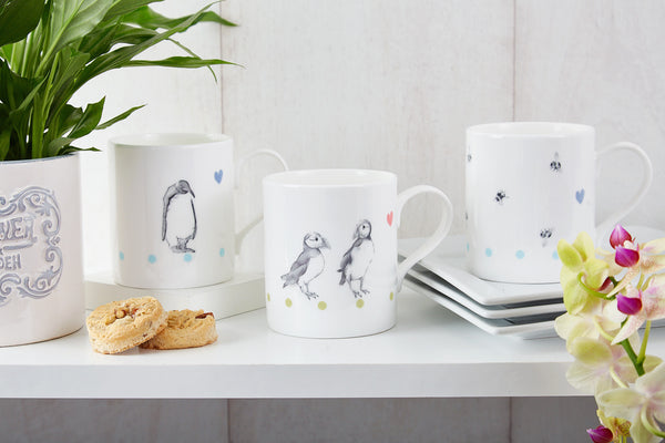 Cosy up with a cuppa!