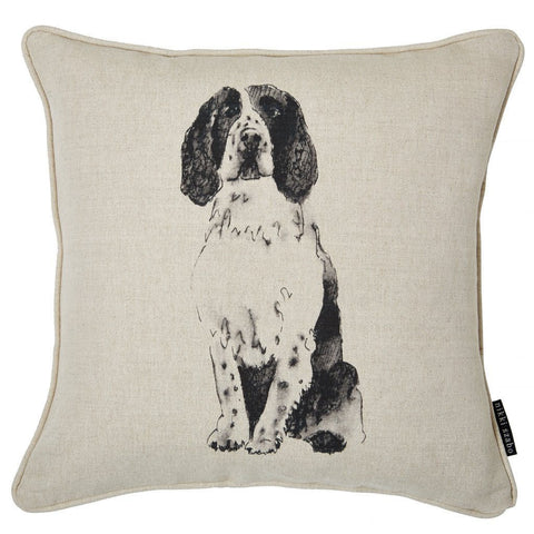 Cushion - Lulu - Springer Spaniel Cushion