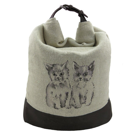 Door Stop - Fizz & Abby - Kittens Doorstop