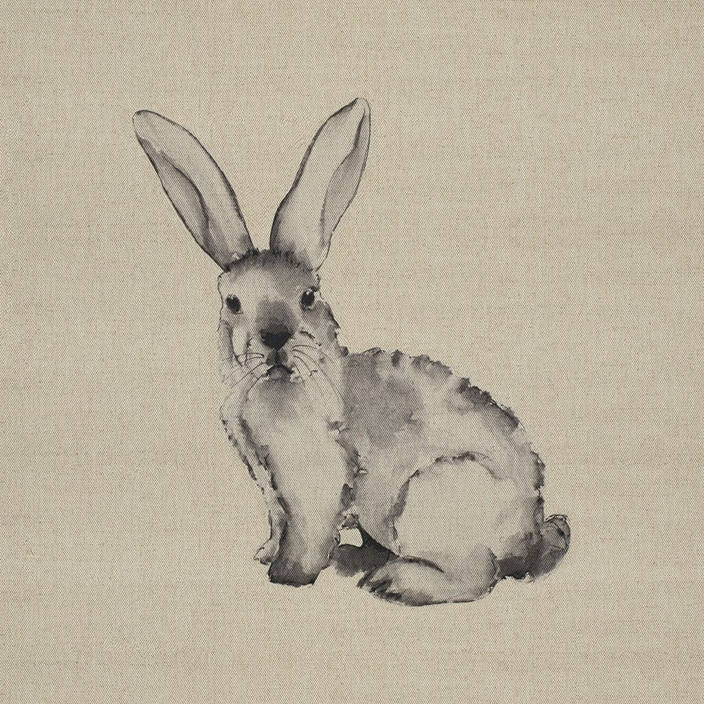 Fabric Cushion Panel - Thumper - Rabbit Fabric Cushion Panel
