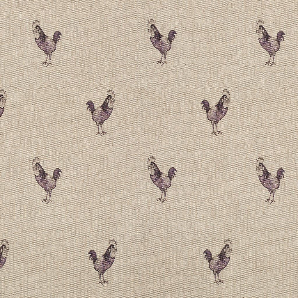 Fabric - Nigel Cockerel - Country Fabric