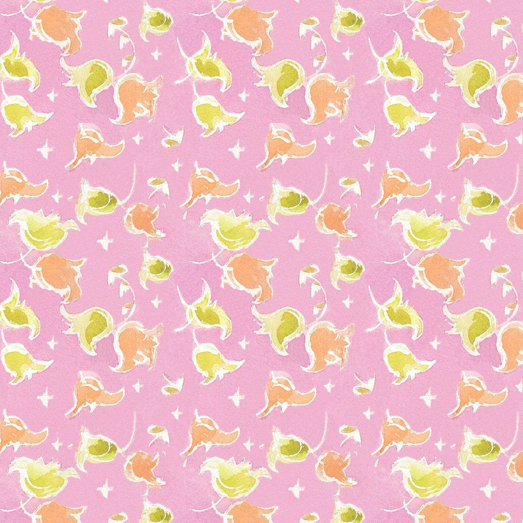 Fabric - Tulip - Childrens Fabric
