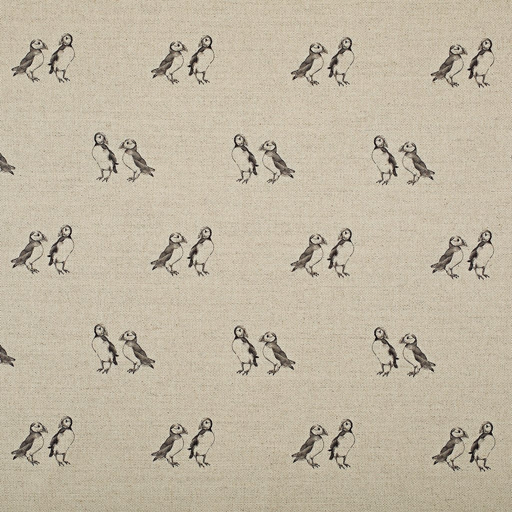 Fabric - Winnie & Scott Puffins - Country Fabric
