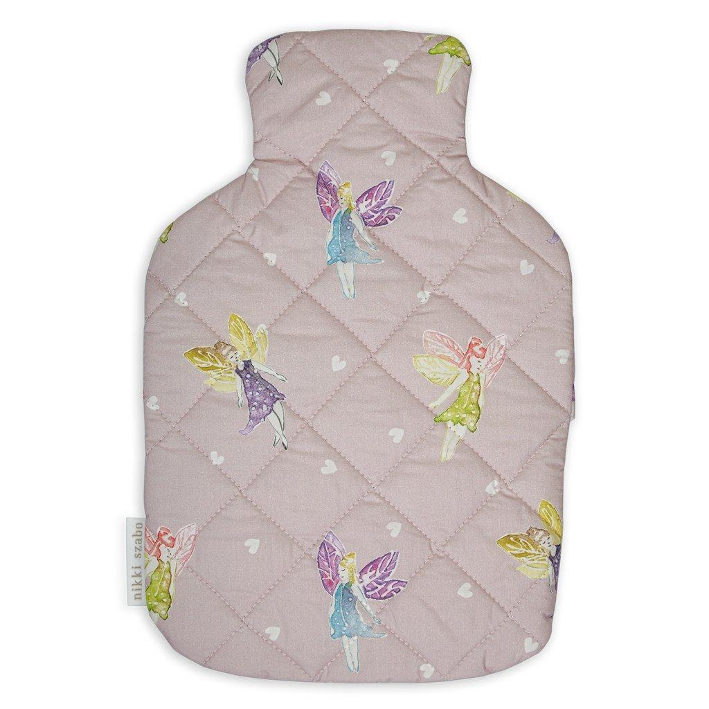 Hot Water Bottle Cover - Fairies - Hot Water Bottle Cover