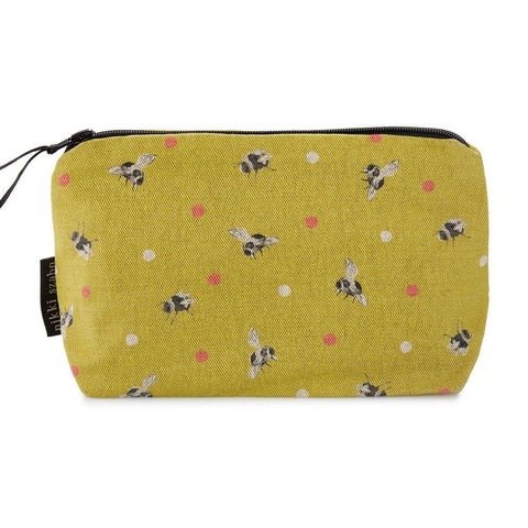 Makeup Bag - Bee - Makeup Bag