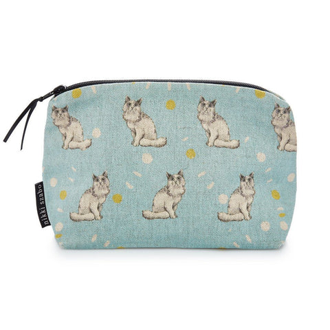 Makeup Bag - Bella - Cat Makeup Bag