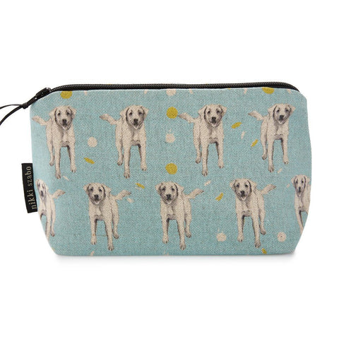 Makeup Bag - Chester - Labrador Makeup Bag