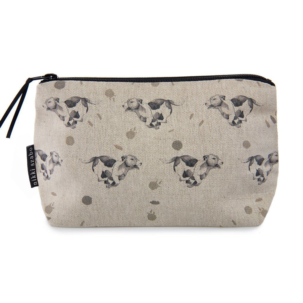 Makeup Bag - Jack - Jack Russell Terrier Makeup Bag