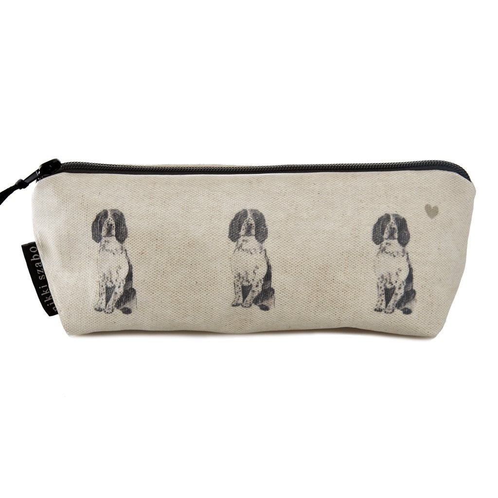 Pencil Case - Lulu - Springer Spaniel Pencil Case
