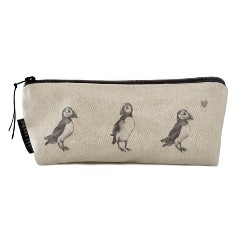 Pencil Case - Winnie & Scott - Puffins Pencil Case