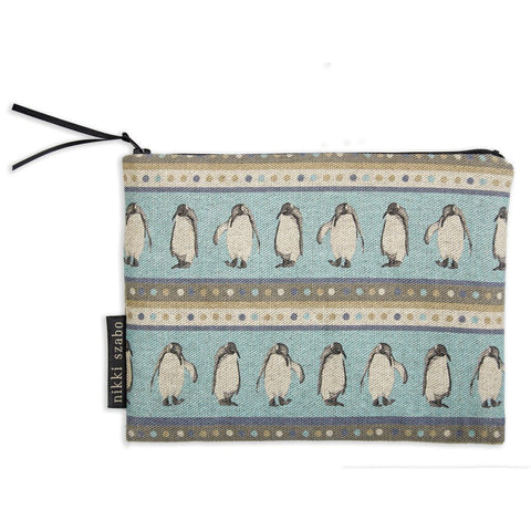 Pouch - Will & Spud - Penguin Pouch