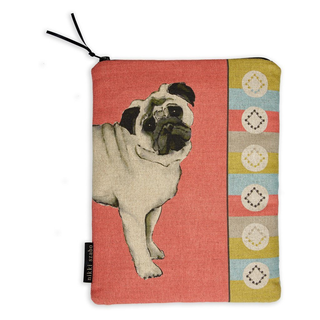 Tablet & IPad Cover - Smithy - Pug Tablet & Ipad Cover