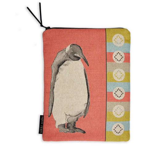 Tablet & IPad Cover - Will & Spud - Penguin Tablet & Ipad Cover
