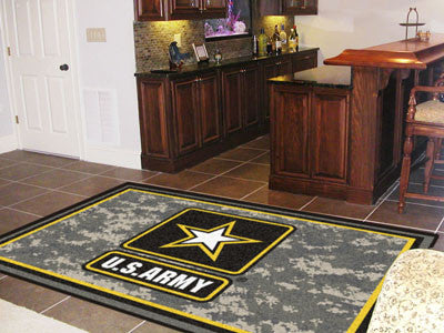Rug 5x8 US Army - Man Cave Boutique