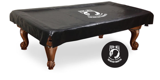 POW/MIA Billiard Table Cover - Man Cave Boutique