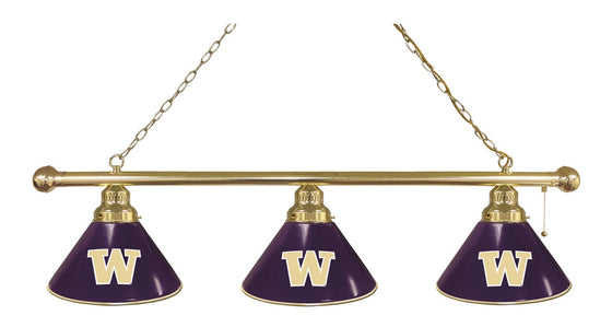 University of Washington Logo Billiard Light - Man Cave Boutique