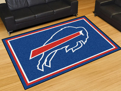 Rug 5x8 Buffalo Bills NFL - Man Cave Boutique
