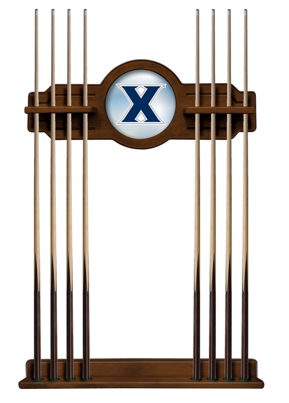 Xavier University 8' Pool Table with Bonus Cue Rack - Man Cave Boutique