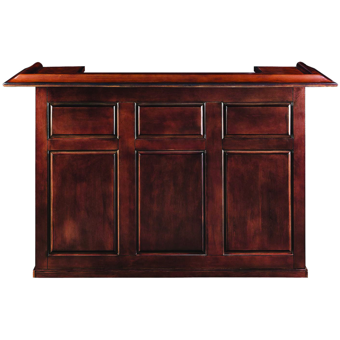 "72"" Dry Bar - Chestnut - Man Cave Boutique"
