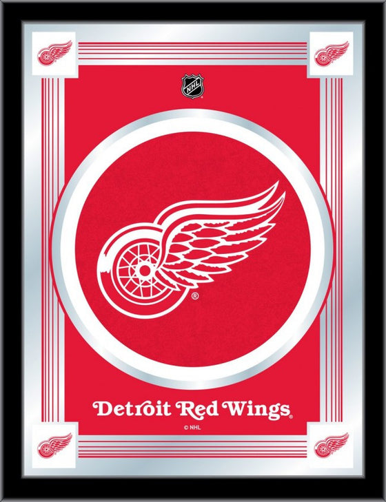 Detroit Red Wings NHL ® Logo Mirror - Man Cave Boutique
