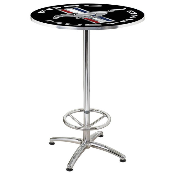 Ford Mustang Cafe Table - Man Cave Boutique