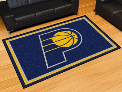Rug 5x8 Indiana Pacers NBA - Man Cave Boutique