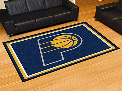 Rug 8x10 Indiana Pacers NBA - Man Cave Boutique