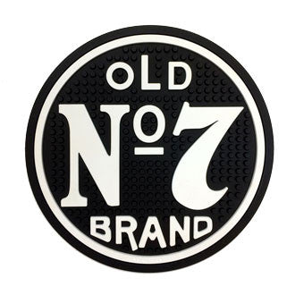 Jack Daniel's ® Old No. 7 Bar Mat - Man Cave Boutique