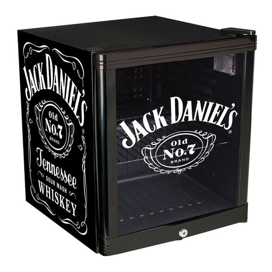 Jack Daniel's ® Beverage Chiller - Man Cave Boutique