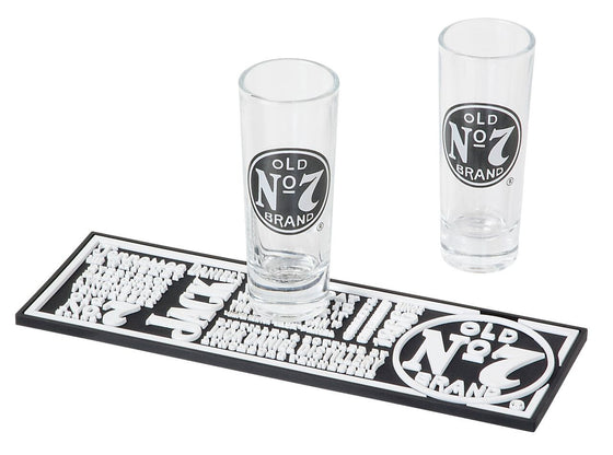 Jack Daniel's® Old No. 7 Shooter Set - Man Cave Boutique