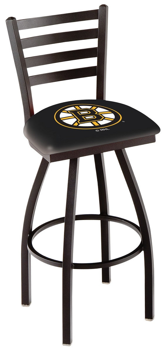 Boston Bruins NHL Logo Counter Stool - Man Cave Boutique
