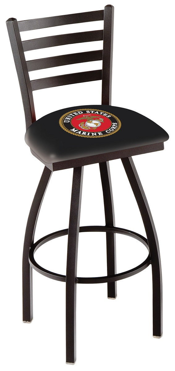 US Marine Corp Logo Counter Stool - Man Cave Boutique