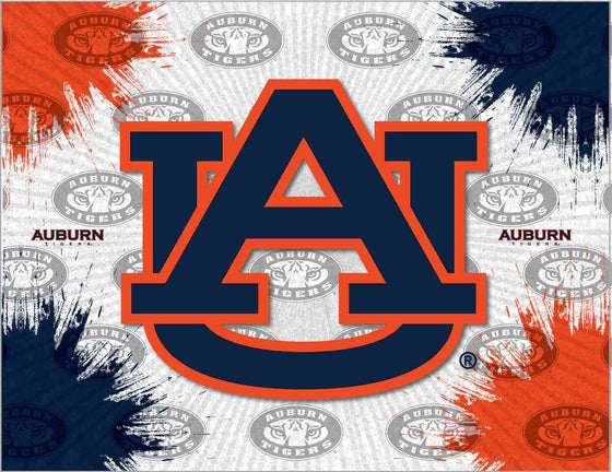 Auburn Canvas Art 24x32 - Man Cave Boutique