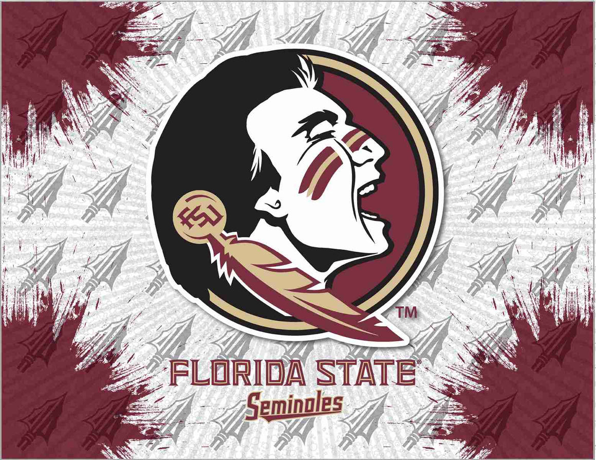 Florida State University Canvas Wall Art - Man Cave Boutique
