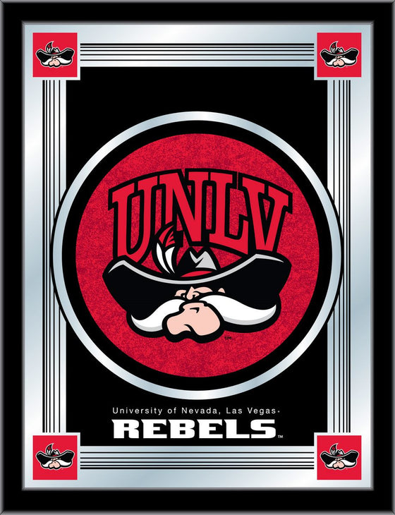 UNLV Logo Mirror - Man Cave Boutique