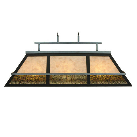 44″ BILLIARD LIGHT WITH KD FRAME – MERCURY MICA - Man Cave Boutique