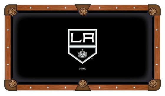 Los Angeles Kings NHL Logo Pool Table Cloth - Man Cave Boutique