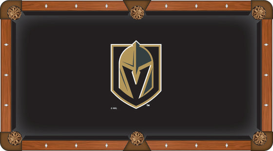Vegas Golden Knights NHL Logo Pool Table Cloth - Man Cave Boutique
