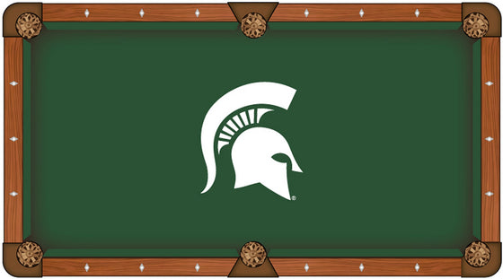 Michigan State Pool Table Cloth - Man Cave Boutique