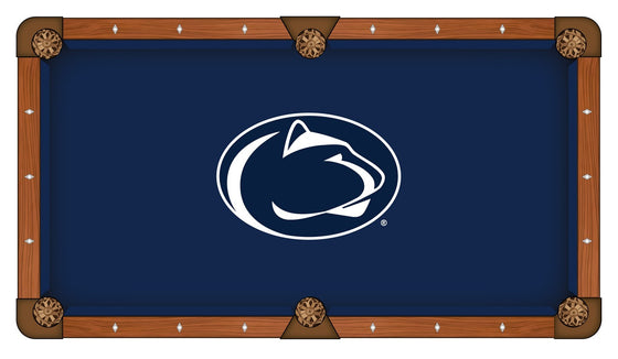 Penn State Pool Table Cloth - Man Cave Boutique