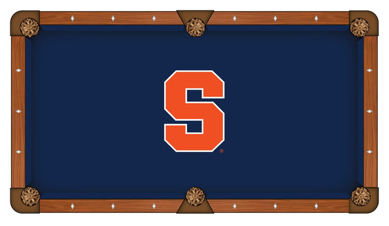 Syracuse Pool Table Cloth - Man Cave Boutique