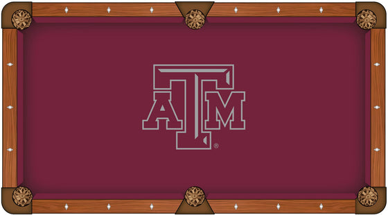 Texas A&M Pool Table Cloth - Man Cave Boutique