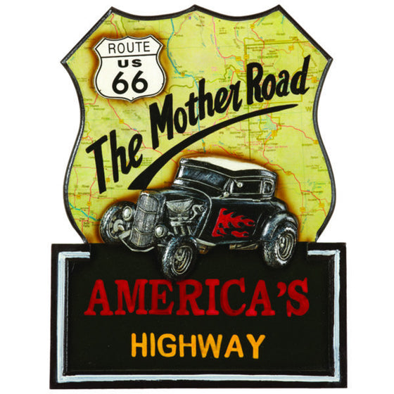 THE MOTHER ROAD - Man Cave Boutique
