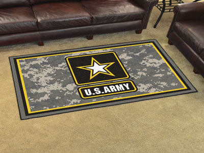 Rug 4x6 US Army - Man Cave Boutique